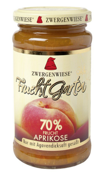 *Bio FruchtGarten Aprikose (225g) Zwergenwiese