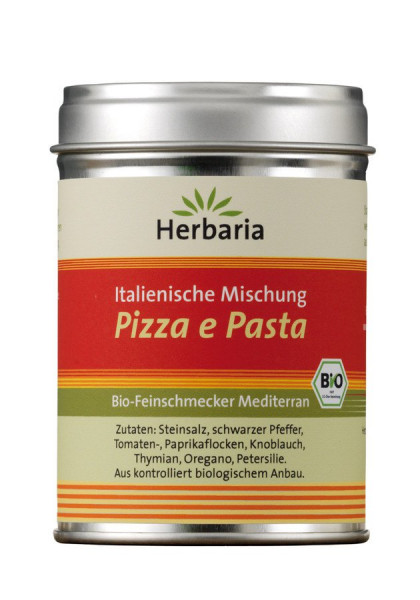 *Bio Pizza e Pasta bio M-Dose (100g) HERBARIA