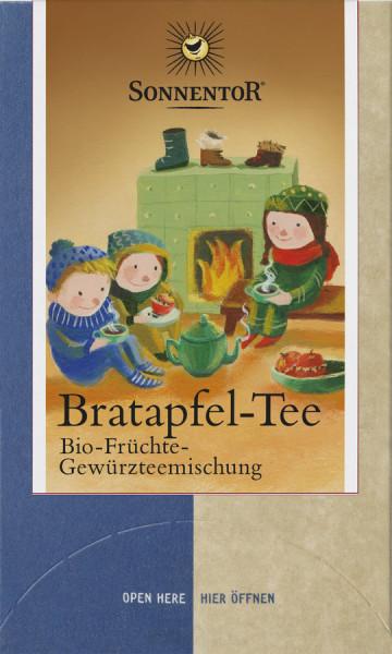 *Bio Bratapfel Tee, Doppelkammerbeutel (45g) Sonnentor