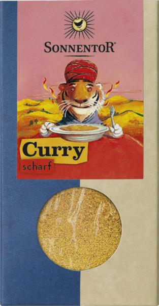 *Bio Curry scharf, Packung (50g) Sonnentor