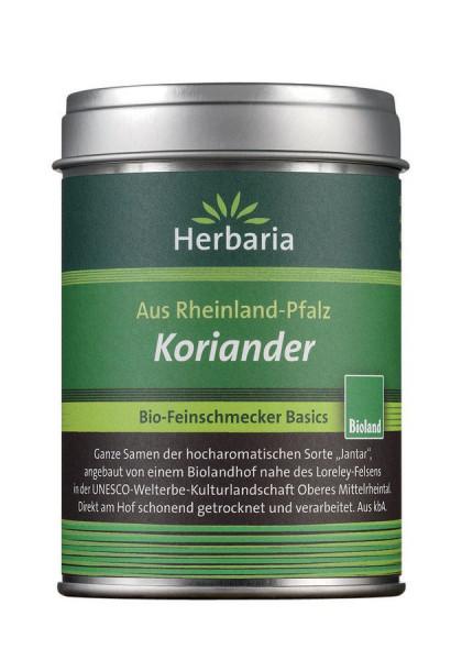 *Bio Koriander bio -Bioland M-Dose (40g) HERBARIA