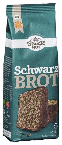 *Bio Schwarzbrot glutenfrei Bio (500g) Bauckhof