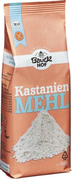 *Bio Kastanienmehl glutenfrei Bio (350g) Bauckhof