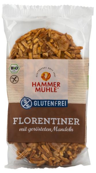 *Bio Bio Florentiner mit gerösteten Mandeln gf (100g) Hammermühle
