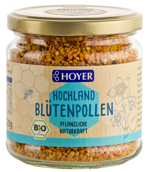 *Bio Hochland Blütenpollen (225g) Hoyer
