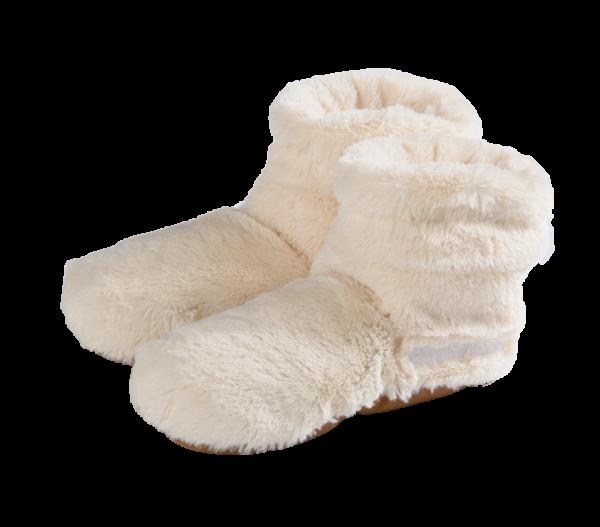 Warmies Slippies Boots Deluxe beige, Gr. 37-42 (1 Stück)