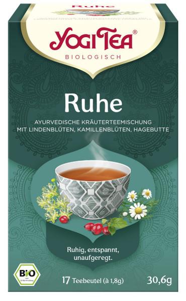 *Bio Yogi Tea® Ruhe Bio (17x1,8g) Yogi Tea®, Yogi Tea GmbH