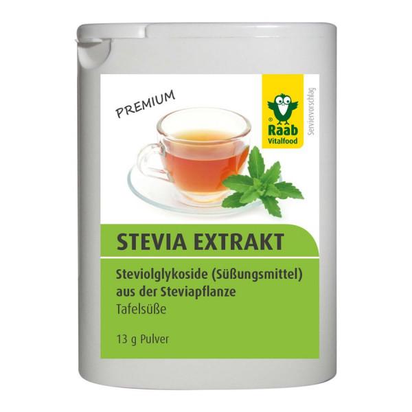 Stevia Extrakt (13g) Raab Vitalfood