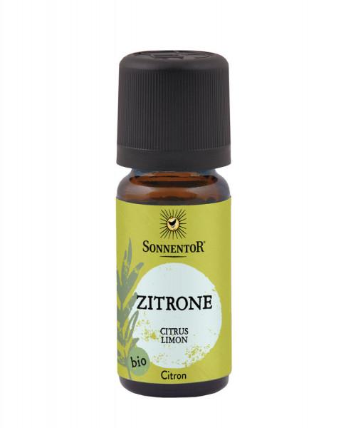 *Bio Zitrone ätherisches Öl (10ml) Sonnentor