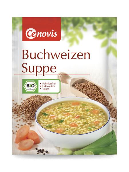 *Bio Buchweizen Suppe, bio (42g) Cenovis