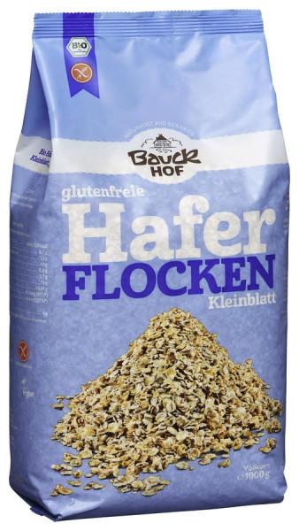 *Bio Haferflocken Kleinblatt glutenfrei Bio (1000g) Bauckhof