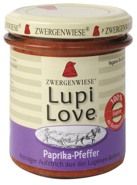 *Bio LupiLove Paprika-Pfeffer (165g) Zwergenwiese