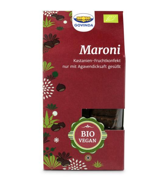 *Bio Maroni-Konfekt (100g) Govinda