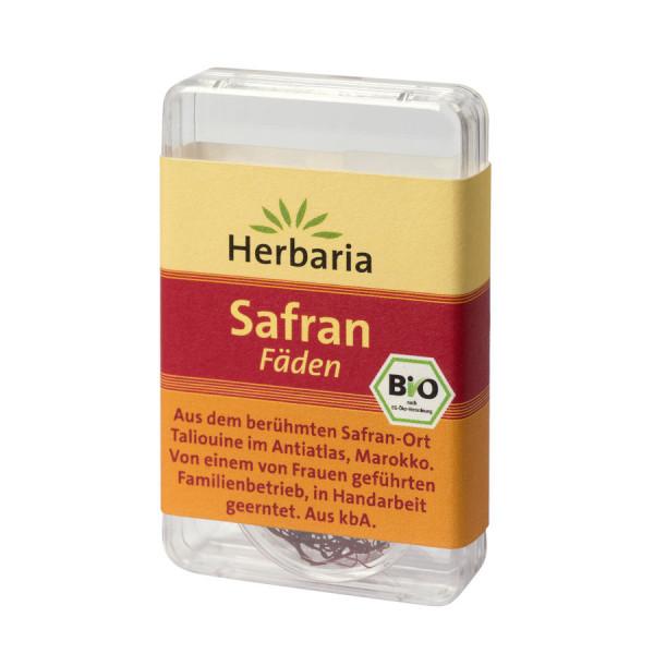 *Bio Safran-Fäden bio (0,1g) HERBARIA