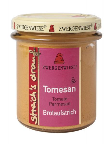 *Bio streich´s drauf Tomesan (160 g) Zwergenwiese
