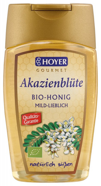 *Bio Akazienhonig Dosierflasche (250g) Hoyer