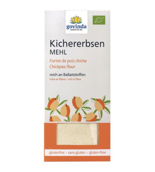 *Bio Kichererbsenmehl (350g) Govinda