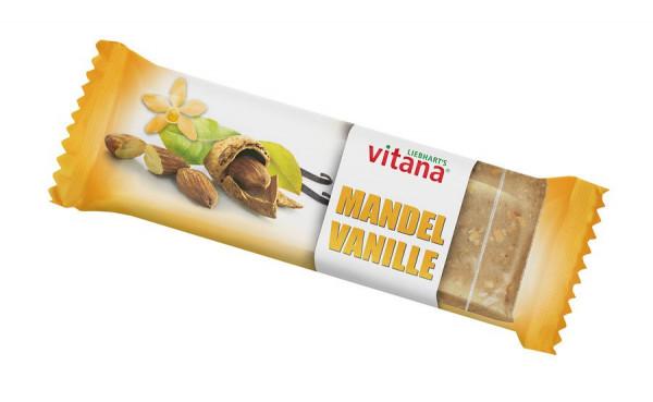 *Bio Bio-Mandel-Vanille-Fruchtschnitte (60g) Vitana