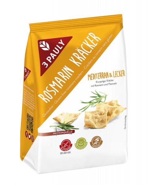 Rosmarin-kräcker (125g) 3PAULY