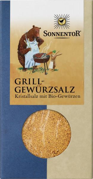 *Bio Grillgewürzsalz, Packung (100g) Sonnentor
