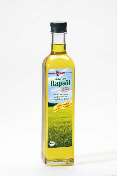 *Bio Natives Rapsöl, bio (500ml) Neuco