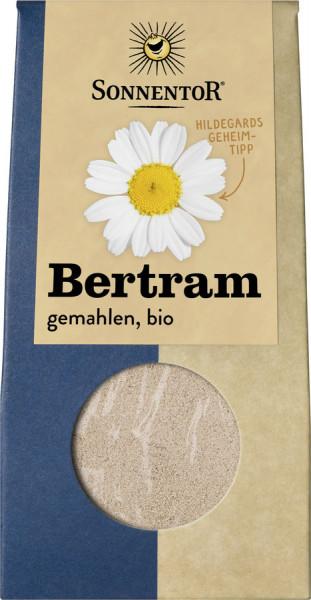 *Bio Bertram gemahlen, Packung (35g) Sonnentor