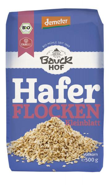 *Bio Haferflocken Kleinblatt Demeter (500g) Bauckhof