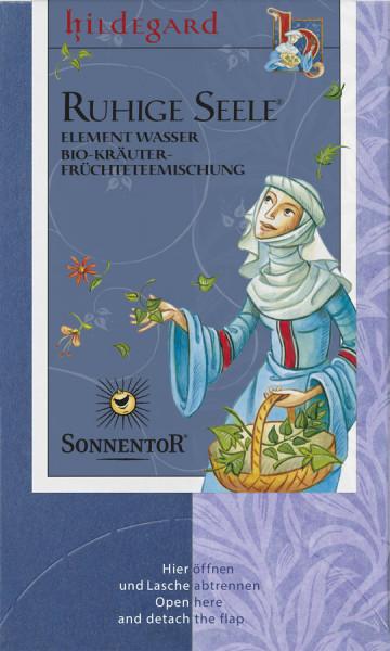 *Bio Ruhige Seele® Tee Hildegard, Doppelkammerbeutel (27g) Sonnentor