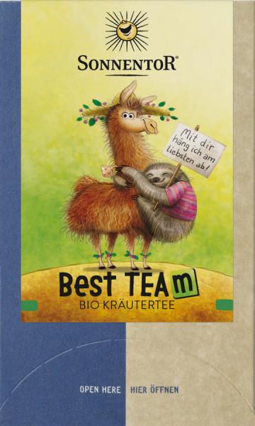 *Bio Best TEAm Tee, Doppelkammerbeutel (32,4g) Sonnentor