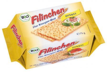 *Bio Filinchen Dinkel - 75g