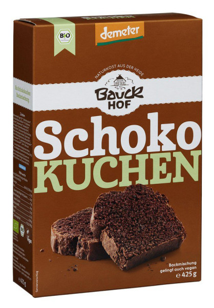 *Bio Schokokuchen Demeter (425g) Bauckhof