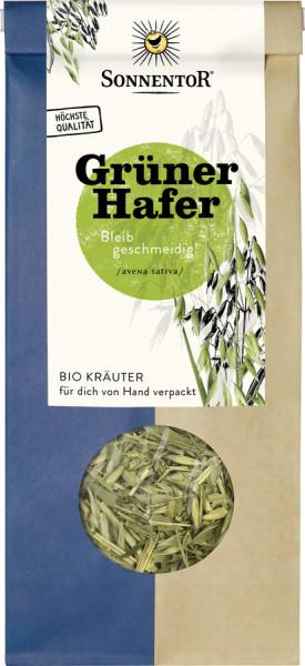 *Bio Grüner Hafer lose (50g) Sonnentor