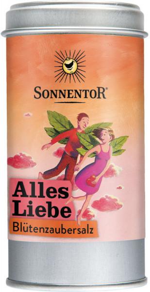 *Bio Alles Liebe Blütenzaubersalz, Streudose (90g) Sonnentor