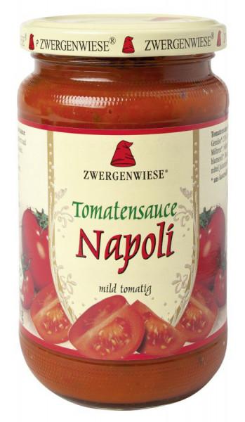 *Bio Tomatensauce Napoli (340ml) Zwergenwiese