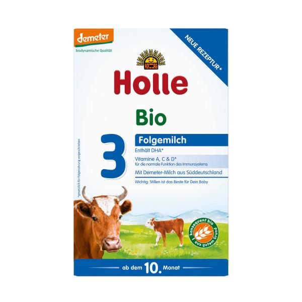 *Bio Bio-Folgemilch 3 (600g) Holle