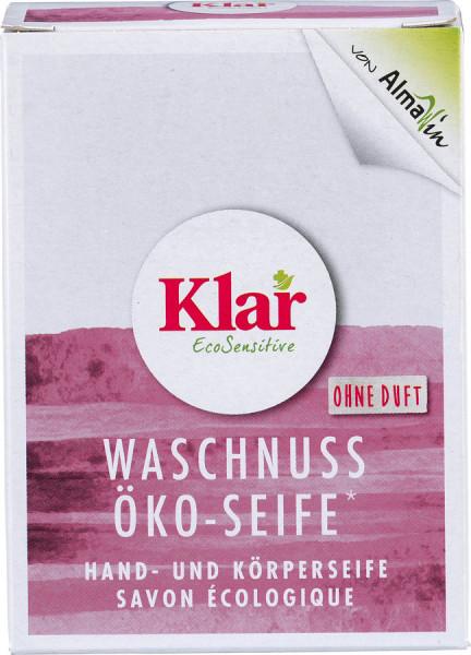 Waschnuss ÖKO-seife (100g) Klar