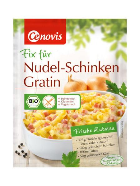 *Bio Fix für Nudel-Schinken Gratin, bio (40g) Cenovis