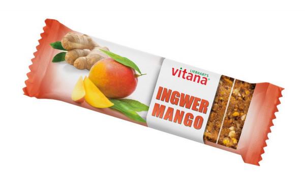 *Bio Bio-Mango-Ingwer-Fruchtschnitte (60g) Vitana
