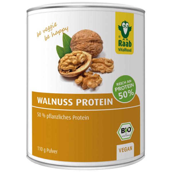 *Bio BIO Walnuss Protein 50 % (110g) Raab Vitalfood