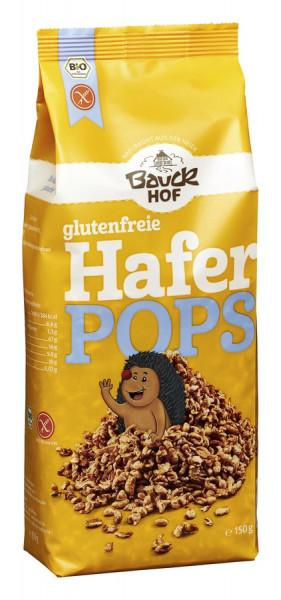 *Bio Haferpops mit Honig glutenfrei Bio (150g) Bauckhof