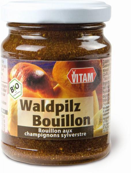 *Bio Waldpilz-Bouillon (150g) VITAM