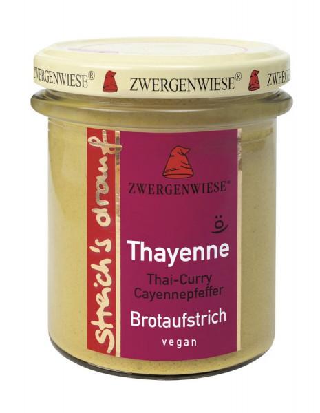 *Bio streich´s drauf Thayenne (160 g) Zwergenwiese