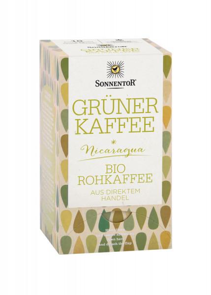 *Bio Grüner Kaffee, Doppelkammerbeutel (54g) Sonnentor