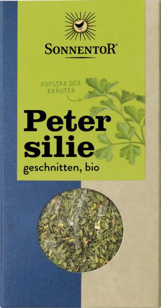 *Bio Petersilie geschnitten, Packung (15g) Sonnentor
