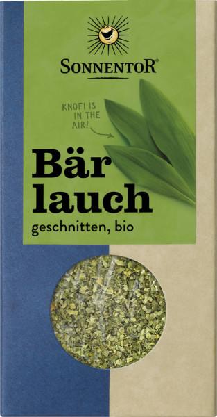 *Bio Bärlauch geschnitten, Packung (18g) Sonnentor