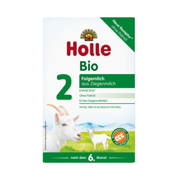 *Bio Bio-Folgemilch 2 aus Ziegenmilch (400g) Holle