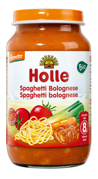 *Bio Spaghetti Bolognese (220g) Holle