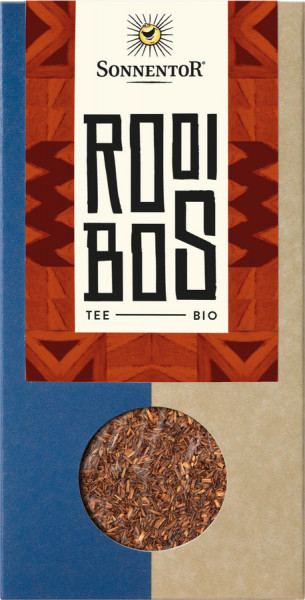 *Bio Rooibos Tee lose (100g) Sonnentor