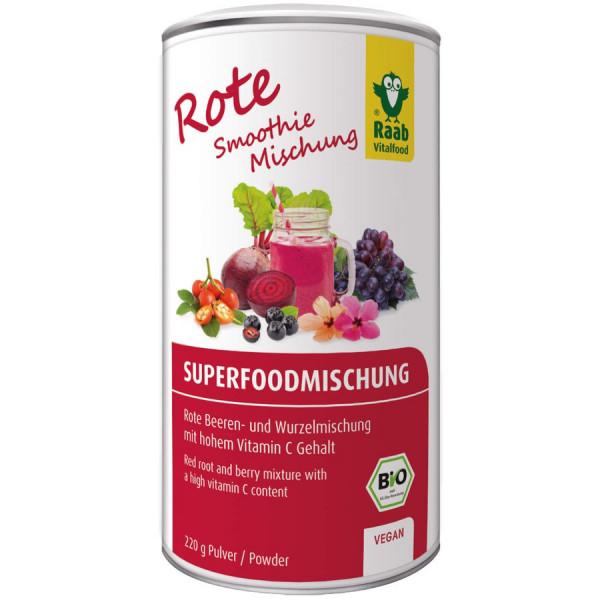 *Bio BIO Superfoodmischung ''Rot'' (220g) Raab Vitalfood