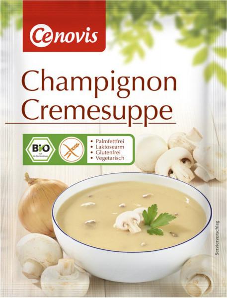 *Bio Champignon Cremesuppe, bio (60g) Cenovis